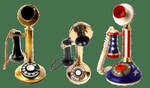 Изобретение телефона