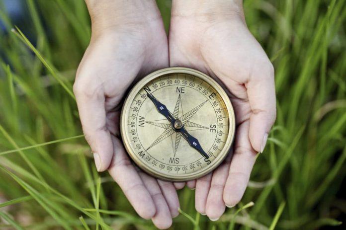 История изобретения компаса